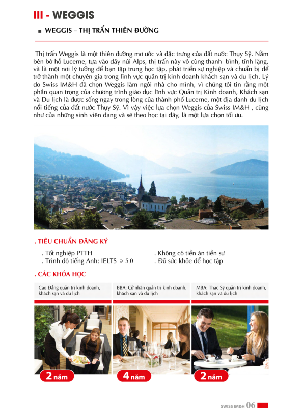 Swiss Institute for Management & Hospitality